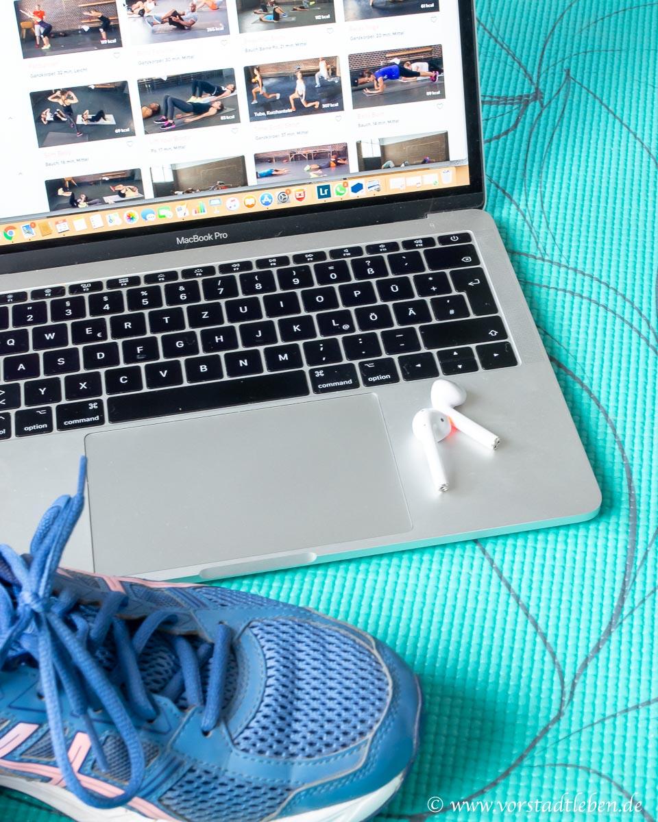Kneipp Arnika gegen Muskelkater Motivation zum Sport Fitness zuh