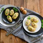 Kartoffeln in der Mikrowelle kochen ohne kueche