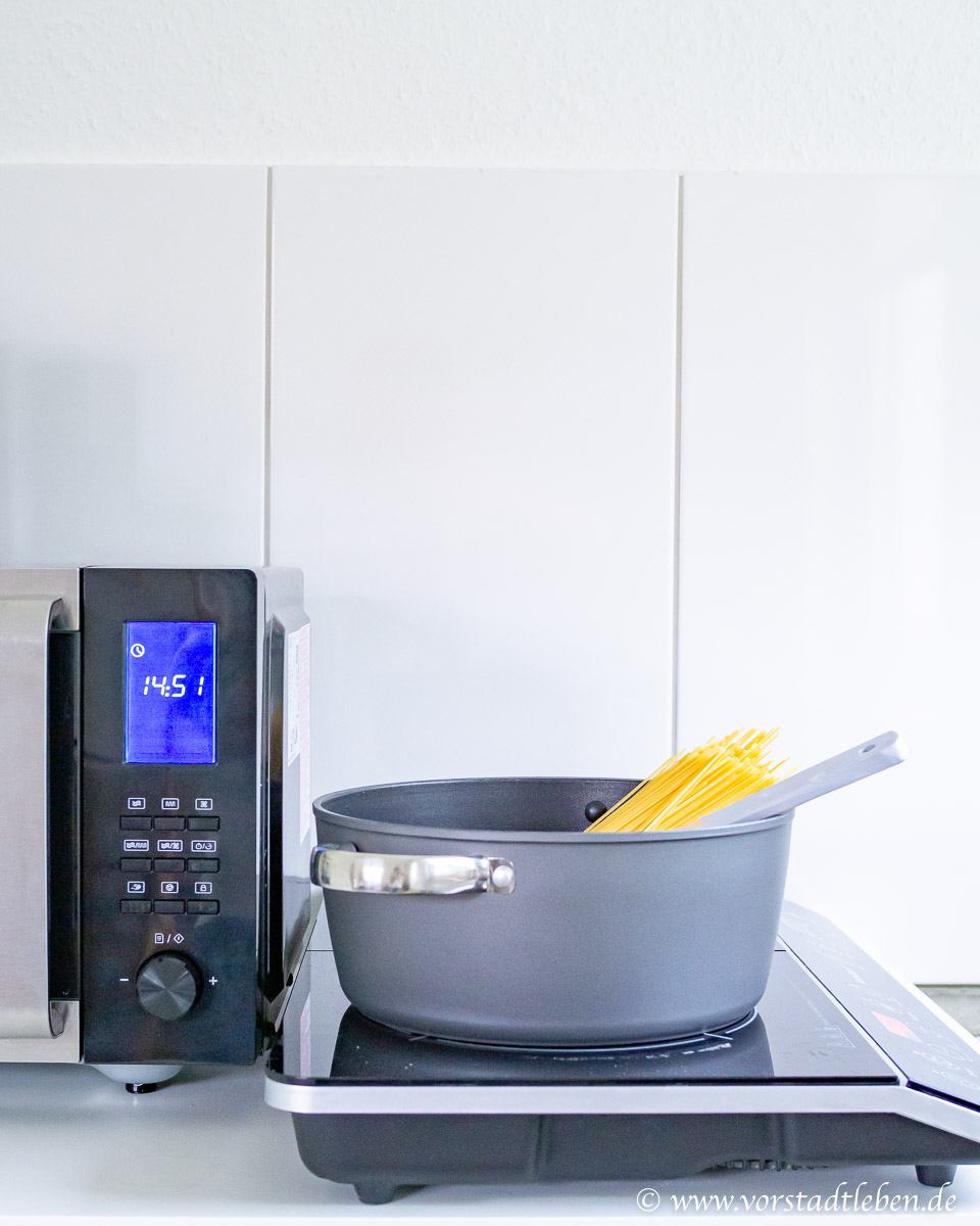 Kochen Zweiplattenkocher