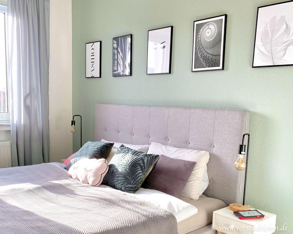 Schlafzimmer zum Wohlfuehlen besser schlafen