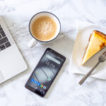 GS280 Gigaset Smartphone Arbeiten Freizeit