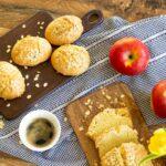 Kuechenschmecktakel Broetchen ohne Hefe